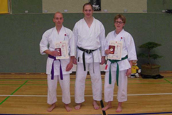 Willkommen beim Karate Dojo Ronin