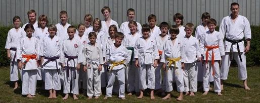 Teilnehmer Sommerlager